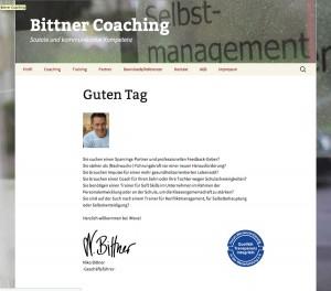 Website Niko Bittner